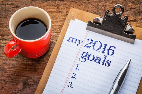 Coping with the pressures of setting New Year's resolutions