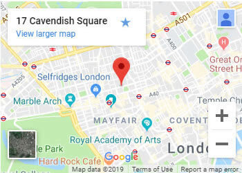 17 Cavendish Square, Marylebone